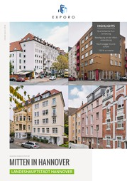 "Exporo Immobilieninvestment ""Mitten in Hannover"""