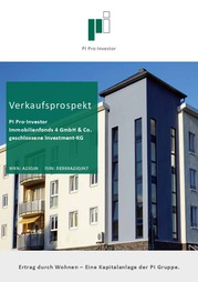 PI Pro-Investor Immobilienfonds 4
