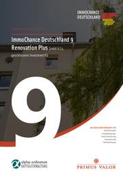Primus Valor ImmoChance Deutschland 9 Renovation Plus
