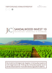 JC Sandalwood Invest 10