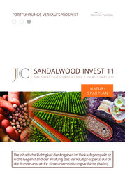 JC Sandalwood Invest 11