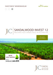 JC Sandalwood Invest 12