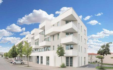 neubauimmobilie apartments in der andreasvorstadt erfurt. Black Bedroom Furniture Sets. Home Design Ideas